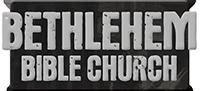 Bethlehem Bible Church Logo
