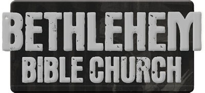 Bethlehem Bible Church Retina Logo